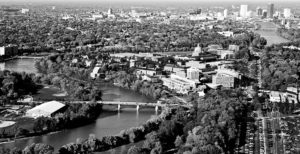 Rochester, NY Arial